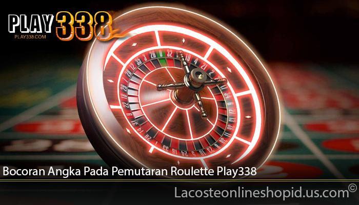Bocoran Angka Pada Pemutaran Roulette Play338