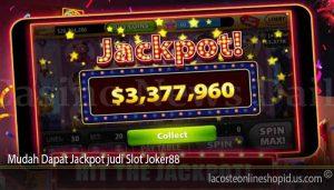 Mudah Dapat Jackpot judi Slot Joker88